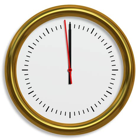 Free illustration: Clock, 5 Vor 12, The Eleventh Hour   Free Image on Pixabay   465874