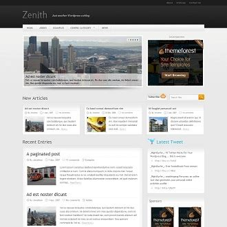 wordpress themes zenith zenith premium magazine wordpress template