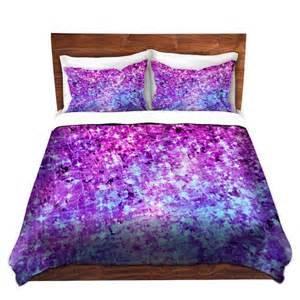 Purple Duvet Cover Queen Radiant Orchid Galaxy Fine Art Duvet Covers Queen Twin