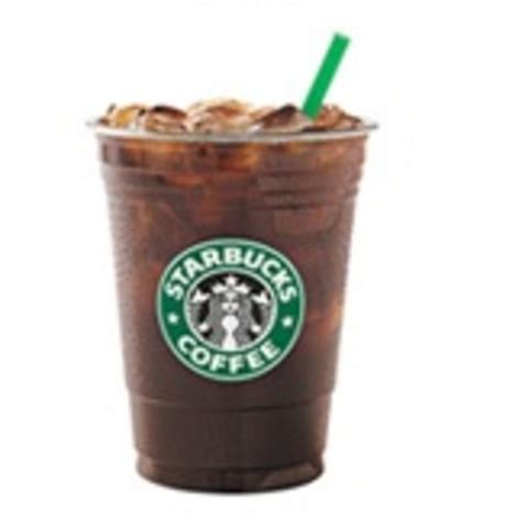 Iced Coffee Starbucks sweet the sugar in iced coffee from starbucks
