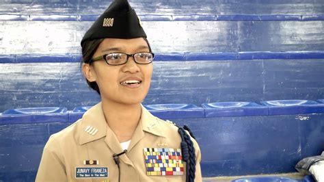 nas sigonella nas sigonella jrotc cadets get promoted youtube
