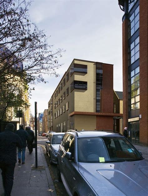 goldsmiths centre  john lyall architects technical