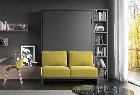 mobile divano mobile trasformabile in letto con divano shin sof 224 clever it