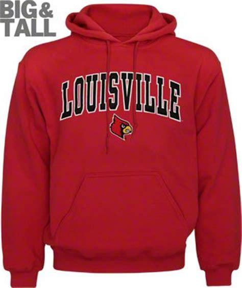 Cardinal Cassual Big Size louisville cardinals big hoodies t shirt 3x 4x 5x 6x