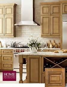 Home Depot Kitchen Furniture Light Brown Kitchen Cabinets At The Home Depot