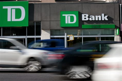 td bank td bank fourth quarter earnings rise by 25 per cent to 2