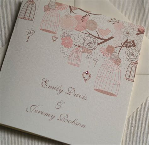 Summer Wedding Invitations by Folded Summer Wedding Invitations By Beautiful Day