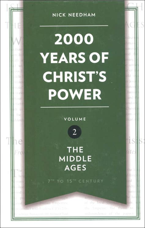 2 000 years of christ s power part 2 middle ages 046430 details rainbow resource center inc