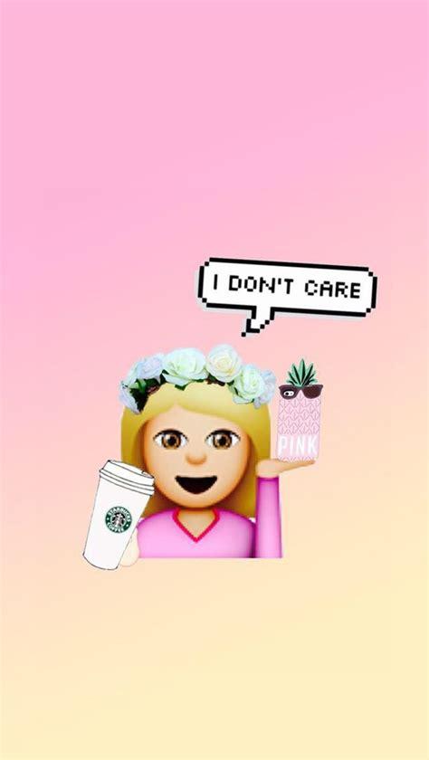 emoji wallpaper pink emoji girl pink starbucks wallpaper pink baby