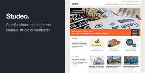 The Agency V1 4 Creative One Page Agency Theme studeo 商务 企业 主题 v1 1 1 weidea