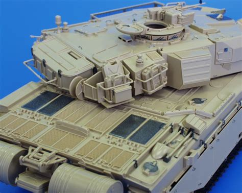 Challenger I Mk 3 1 35 Tamiya Eduard 35332