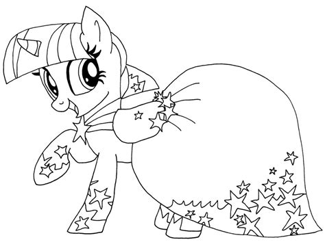 mlp coloring pages princess twilight twilight sparkle coloring pages printable coloring image
