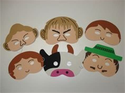 printable masks jack and the beanstalk printable character masks and cards for popular fairy