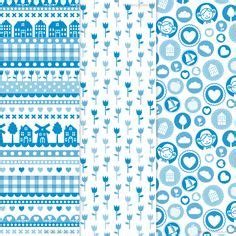 pattern design netherlands sinterklaas wrapping paper design for ompak by http