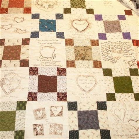 Wedding Memory Quilt by Memory Quilt Weddingbee