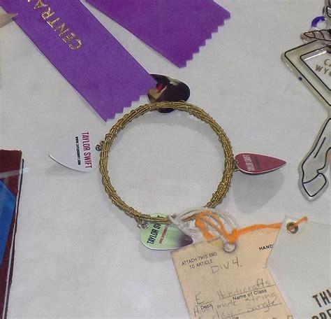 guitar string bangle     guitar string bracelet jewelry  cut