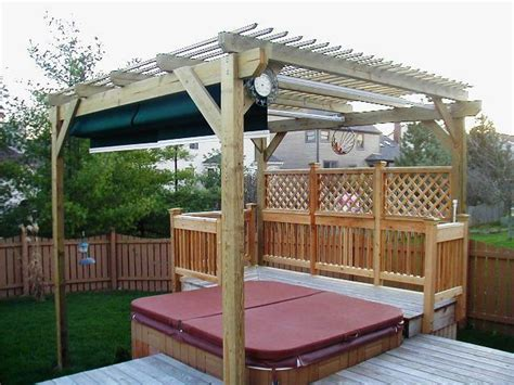 floating deck with pergola plans wooden pdf woodwork