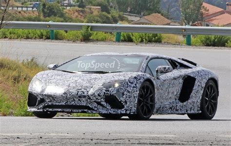 2018 lamborghini aventador s picture 682924 car review