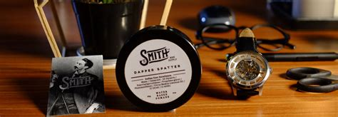 smith dapper spatter