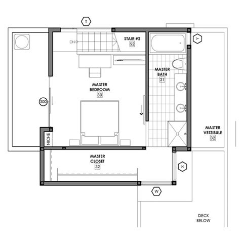 modern cottage floor plans small modern home plans 171 unique house plans