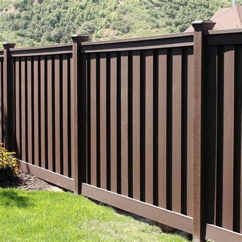 diy media center plans composite wood fence materials