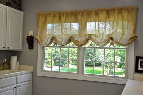 utility room curtains sensational burlap curtains decorating ideas for laundry