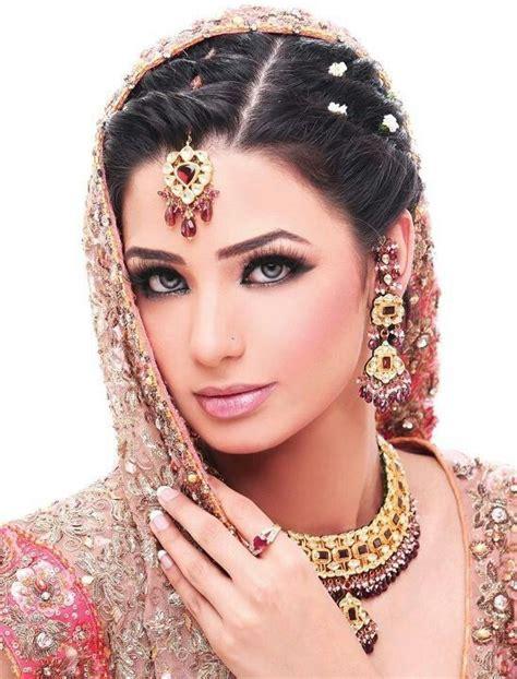 bridal hairstyles on tune pk 42 best images about wedding on pinterest punjabi bride