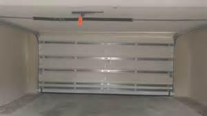 low headroom rear torsion garage door garage door