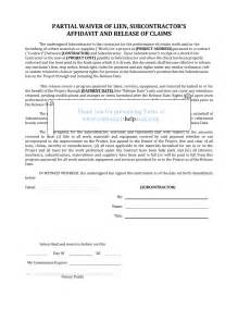 Partial Lien Waiver Template by Excel Worksheet Templates Abitlikethis