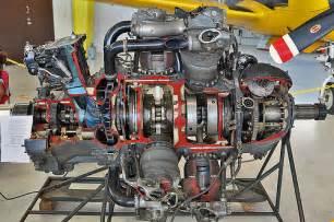 radial engine cutaway flickr photo