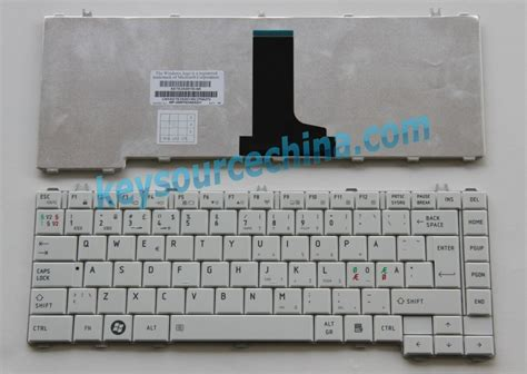 Keyboard Laptop Toshiba Satellite C605 nordic keyboard toshiba satellite c600 c605 c640 c645 l600