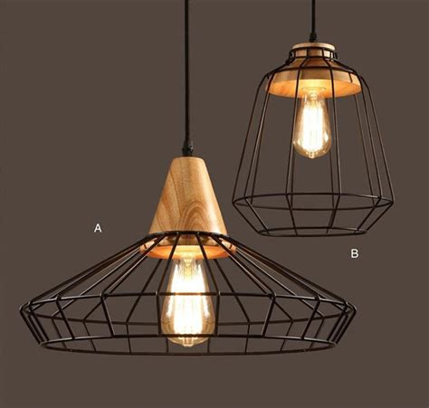 Industrial Lighting Fixtures For Kitchen Loft Industrial Vintage Pendant Lights Bar Kitchen Home Decoration E27 Edison Light Fixtures