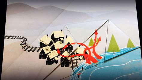 Amazing Origami Book - an interactive story unfolds in this amazing origami book