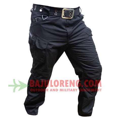 jual celana pdl outdoor tactical pant blackhawk hitam kemping182airsoft