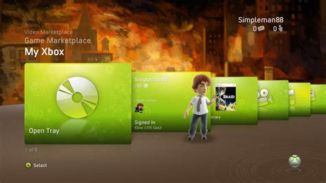 live themes software download 187 blog archive 187 braid premium theme for xbox