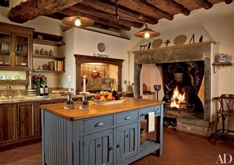 Kitchen Fireplace Ideas | 20 kitchen ideas with fireplaces