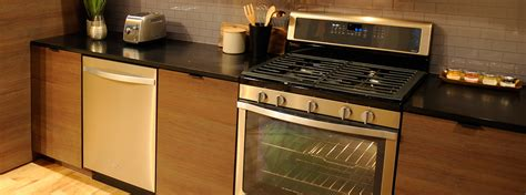 bronze kitchen appliances up close with whirlpool s new sunset bronze finish