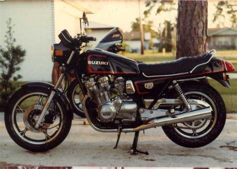 1981 Suzuki Gs1100e Vintage Motorcycle Pictures Classic Motorbikes