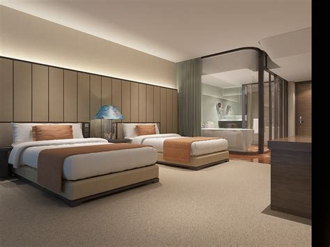model room design modern hotel room 3d model max cgtrader com