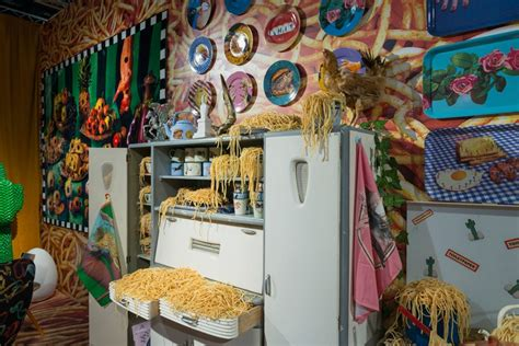 designboom gufram seletti gufram and toiletpaper at art basel miami
