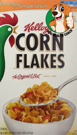 can dogs corn can dogs eat corn flakes