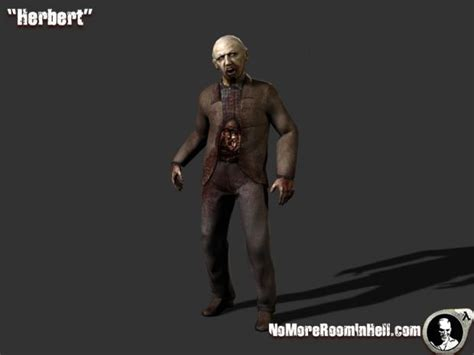 no more room in hell mods herbert image no more room in hell mod for half 2 mod db