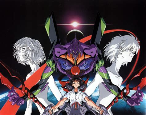 Poster Anime Neon Genesis Evangelion Unit 02 Uk 30 X 42cm Ap 260 the ultimate anime the end of evangelion a review