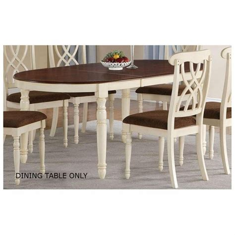 two tone kitchen table home is where you are - Two Tone Kitchen Table