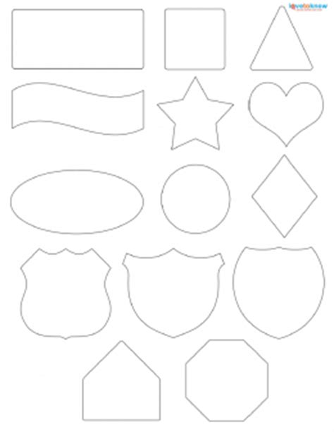 printable shapes for scrapbooking free scrapbook patterns to print lovetoknow