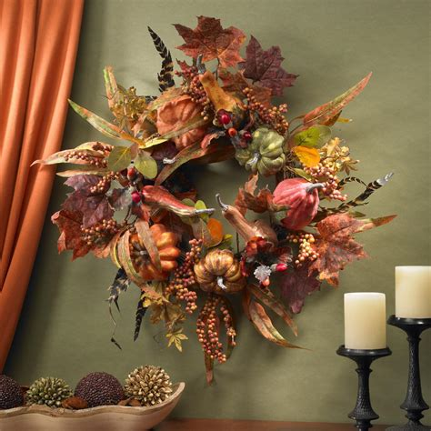 2011 thanksgiving decor and decorating ideas for the home