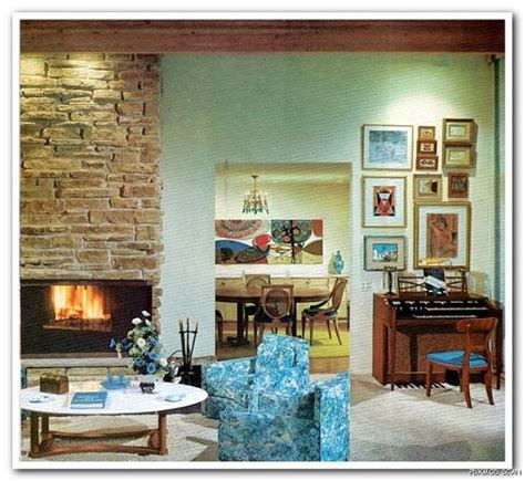 mid century traditional mid century modern interiors 70s 18 vol mid century