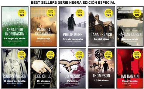 best seller libri best sellers de serie negra 183 serienegra es 183 especiales