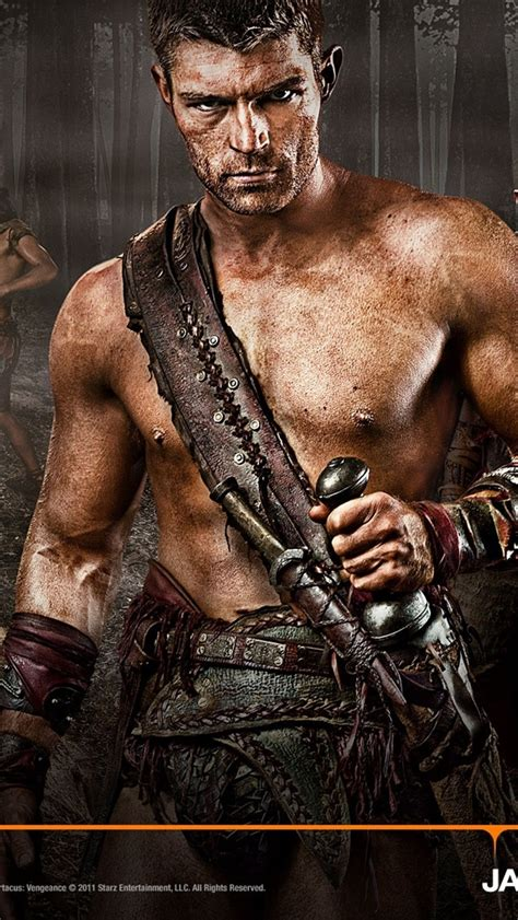 spartacus vengeance  iphone scse