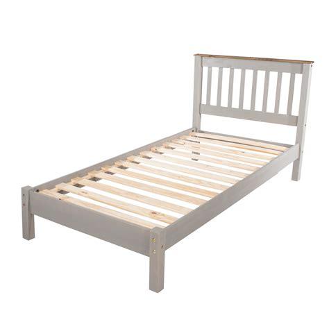 single futon frame corona low end single bed frame